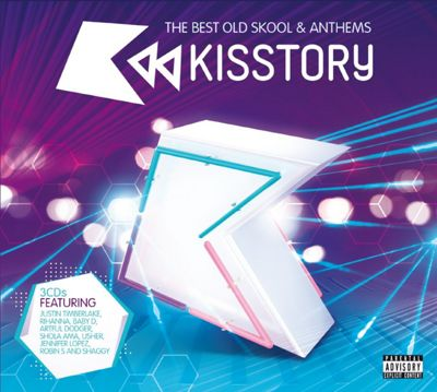 SOUND OF KISSTORY (3CD)