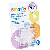 Emmay Care Safety Corner Cushions - Glass Table & Shelf