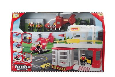 Tonka Town Air Rescue Playset