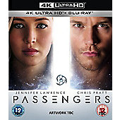 Passengers (2016) 4K Ultra HD Blu-ray
