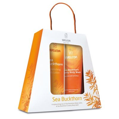 Weleda Sea Buckthorn Duo Handbag