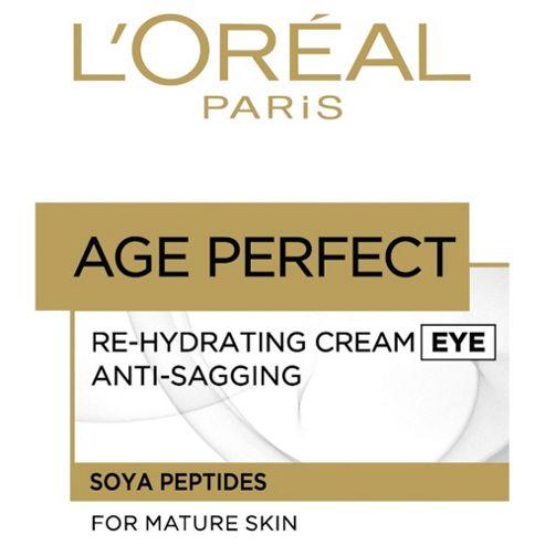 L'Oréal Age Perfect Rehydrating Eye Cream 15ml