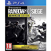 Rainbow Six Siege Advanced Edition- PS4