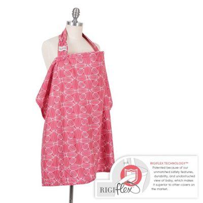 Bebe Au Lait Nursing/Breastfeeding Cover - Montecito