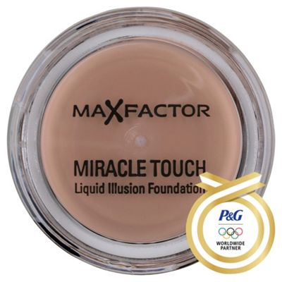 Max Factor Miracle Touch Fc Cpt 070 Natural