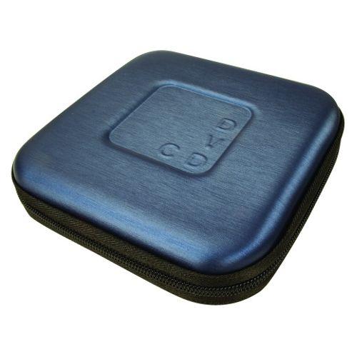 Blue 24CD Wallet