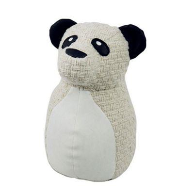 The Zoo Rocky Family Teddy Door Stop/Bookend Panda Design 1100104