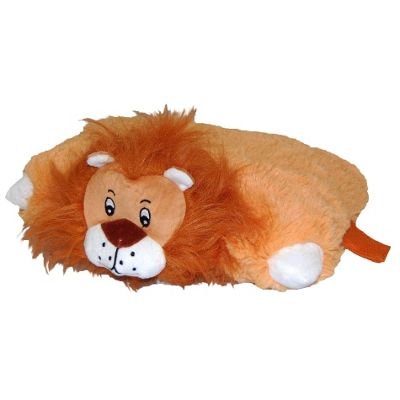 Cozy Time Pillow Pal Lion