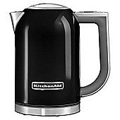 Kitchenaid 3000w 1.7 Litre Jug Kettle with Keep Warm Function in Black