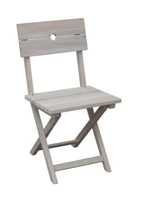 Craft folding dining chair