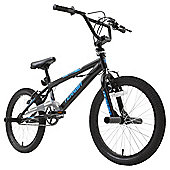 "Terrain BMX 1020XT 20"" Wheel Black Kids Bike"