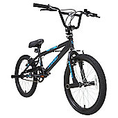 Terrain BMX 1020XT 20 inch Wheel Black Kids Bike