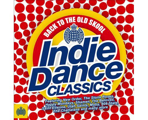 Ministry Of Sound: Back To The Old Skool Indie Dance Classics (3CD)