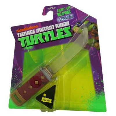 Teenage Mutant Ninja Turtles Light-Up Weapon - Leonardo