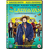 THE LADY IN THE VAN DVD
