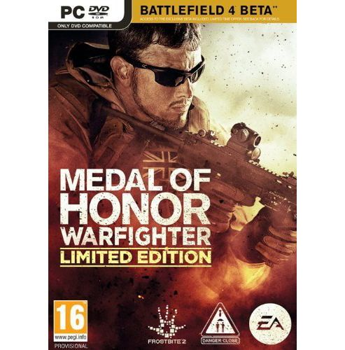Medal Of Honour: Warfighter Limited Edition