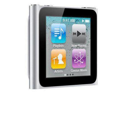 Apple MC526QG/A iPod Nano 16 GB 6th Gen - Silver