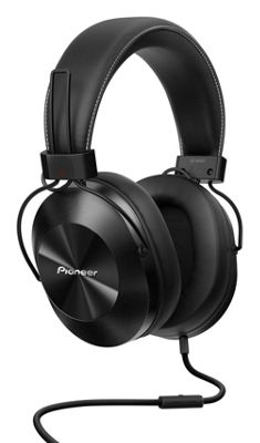 Pioneer SE-MS5T Hi-Res Dynamic Headphones Silver