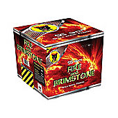 Fire and Brimstone 55 Shot Firework