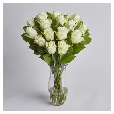 Simply Roses White Bouquet