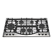 Hotpoint Gas Hob, PHC 961 TS/IX/H, 90cm - Stainless Steel