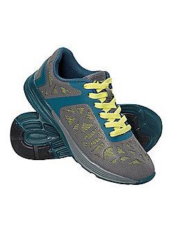 Zakti Kids Lowlight Running Trainers - Grey