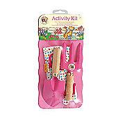Little Pals Junior Garden Activity Kit Pink