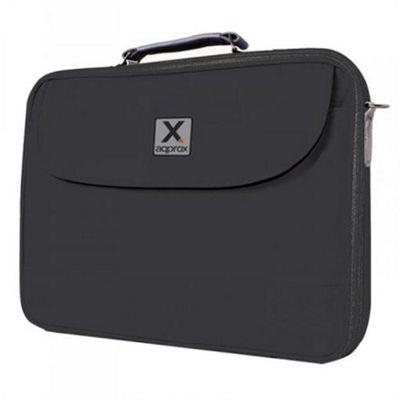 Approx appNB17B Basic Bag for Laptops up to 17'' Nylon Black