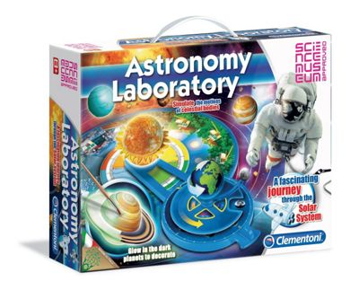 Clementoni Science Museum Astronomy Laboratory
