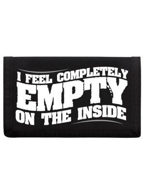 Empty On The Inside Ripper Wallet