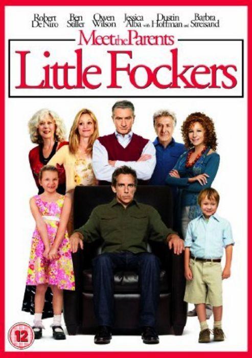 Meet The Parents - Little Fockers (DVD)