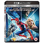 Amazing Spiderman 2: 4K Ultra HD Double Play