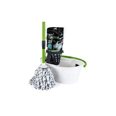 Minky Floorcare Bundle - Mop & Bucket Set