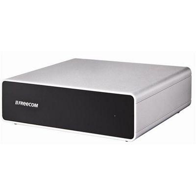 Freecom Hard Drive Quattro 3.0 3TB Hard Drive 3.5 inch (External) USB/eSATA/Firewire