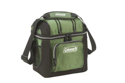 Coleman Soft 9 Can Green Cooler