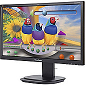 "Viewsonic Graphic VG2437Smc 61 cm (24"") LED Monitor - 16:9 - 6.90 ms"