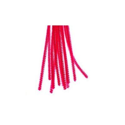 Craft Factory Hot Pink Chenilles 30cm x 12mm