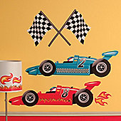 Grand Prix Racing Wall Stickers