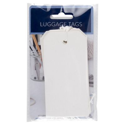 T. Luggage tags 10 PK