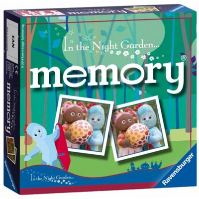 In the Night Garden Memory Game