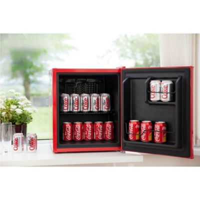 Husky Coca Cola Mini Fridge, HUS-EL196-HU