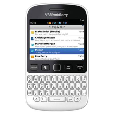 Tesco Mobile BlackBerry® 9720 White