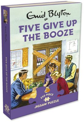 Five Give up the Booze - 250pc Puzzle