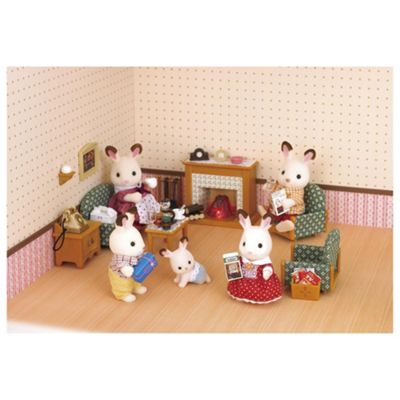 Charmant Sylvanian Families Deluxe Living Room Set
