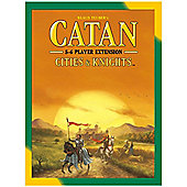 Mayfair Games Catan Expansion Cities and Knights 5 to 6 Player Extension Board Game