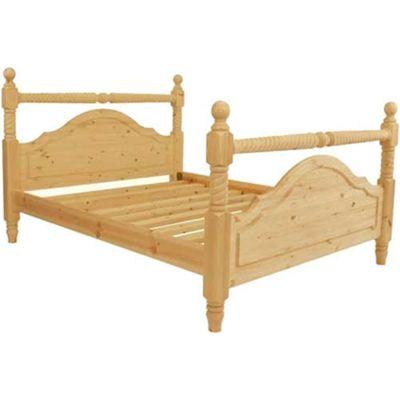 Single Premier Pine High End Bed - 3ft