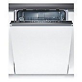 Bosch SMV40C30GB full-size integrated dishwasher A+ energy rating in Black