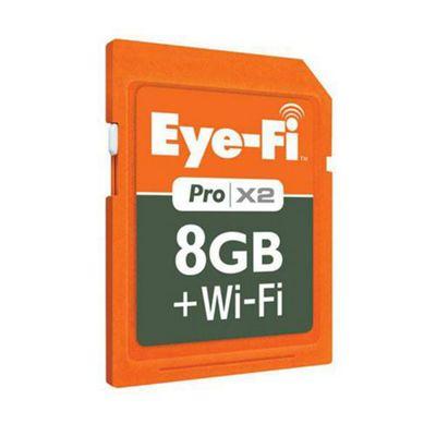 Eye-Fi Wireless Pro 8GB SDHC Card and Wi-Fi