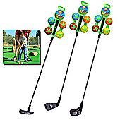 Toyrific Kids Golf Set 62cm