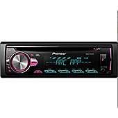 Pioneer DEH S2000Ui Car Stereo Player│Radio│CD│MP3│USB│Aux-In│iPod/iPhone Direct